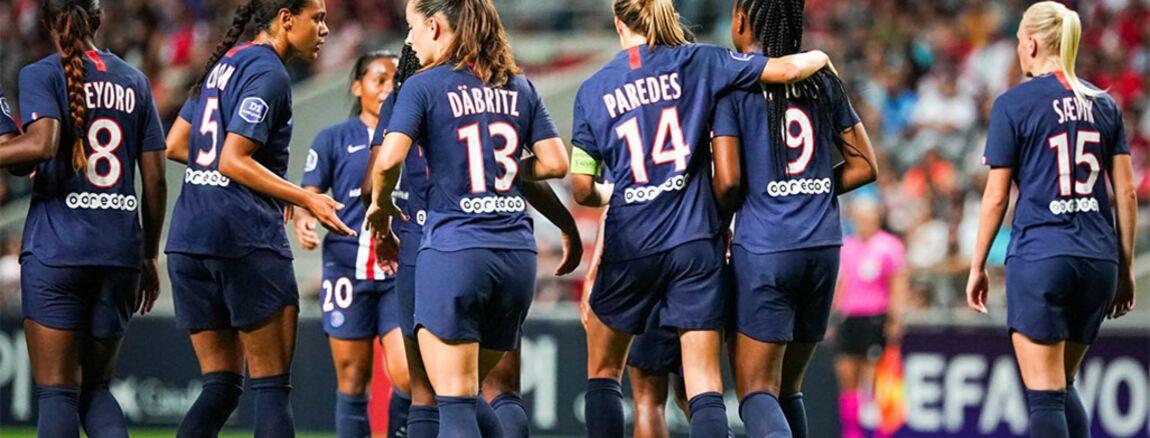 Calendrier Foot Feminin D1.Programme Tv Football Feminin Psg Paris Fc Dijon Lyon