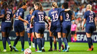 Programme TV football féminin : PSG/Paris FC, Dijon/Lyon, Bordeaux/Marseille... horaires et chaines des matchs de la 6e journée de D1