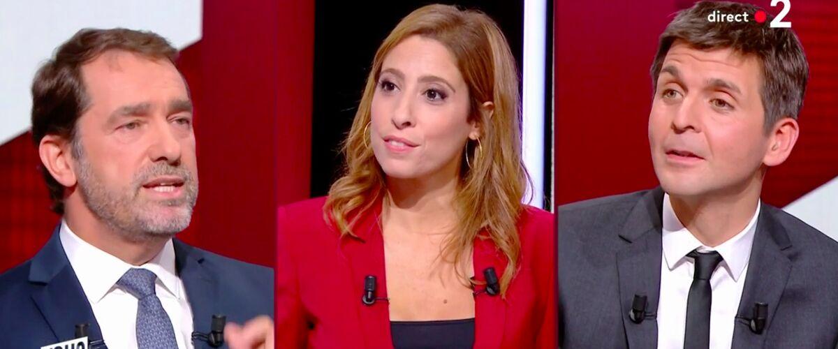 Vous avez la parole : Christophe Castaner remet à leur place Léa Salamé et Thomas Sotto en direct sur France 2
