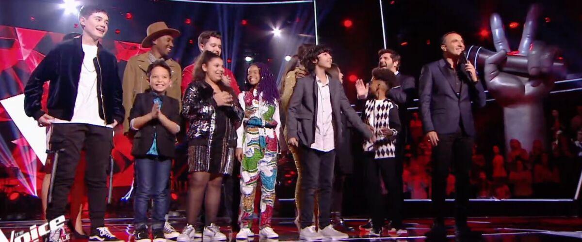 Qui sont les 8 finalistes de The Voice Kids 2019 ?