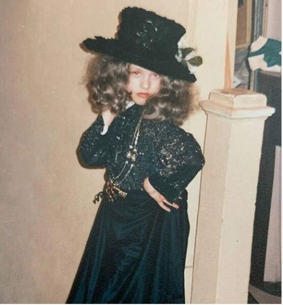 Mais aussi la chanteuse Christina Aguilera