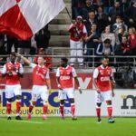 Ligue 1 : Reims rêve d'Europe, Lille cale, Metz se relance... le récap de la soirée