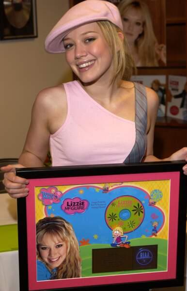 Adolescente, Hilary Duff a pourtant parfois fait des choix vestimentaires audacieux...