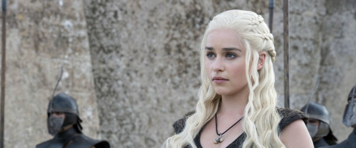 """Emilia Clarke sur le final de Game of Thrones : """"C'est dommage que ce ne soit pas la fin parfaite"""""""