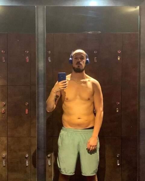 Le youtubeur Carlito s'est mis à la diet' et a déjà perdu 3 kilos.
