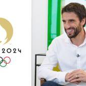 """Paris 2024 : Tony Estanguet défend le nouveau logo des JO, """"Quand on prend des risques, on s'attend à la critique"""" (VIDEO)"""