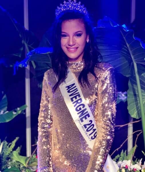 L'Auvergne sera représentée par Meissa Ameur !