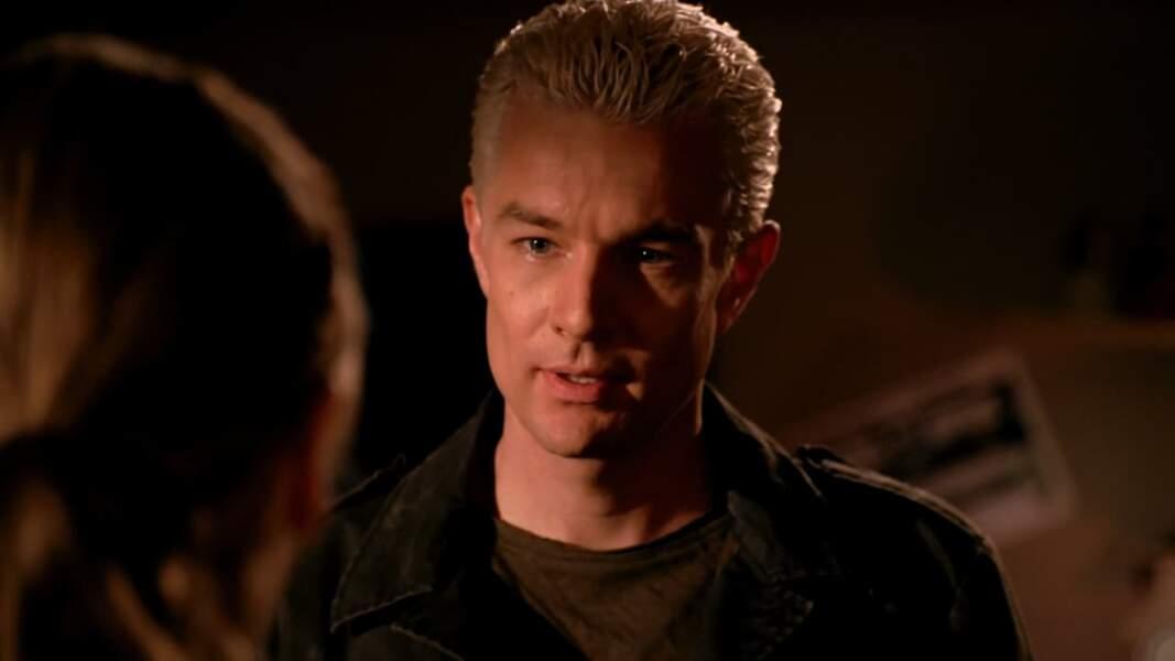 D'abord ennemi de la Tueuse, Spike va finalement finir par lui aussi succomber au charme de Buffy