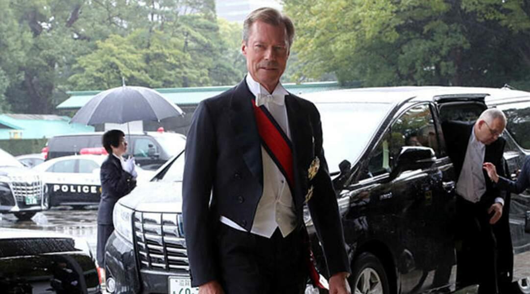 Le duc Henri du Luxembourg