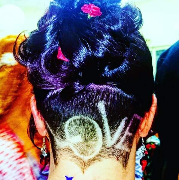 Et varier les coiffures... quitte à faire dans l'original !