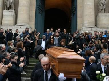 Odile Vuillemin, Philippe Bas... Les stars très nombreuses aux obsèques de Jean-Michel Martial (Profilage)