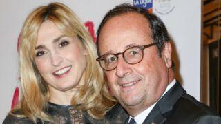 Le cliché rare de François Hollande entouré de ses beaux-parents et de Julie Gayet (PHOTOS)