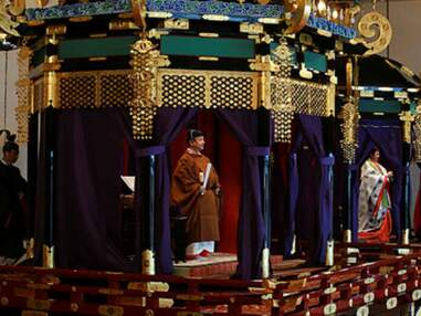 Nicolas Sarkozy, Letizia d'Espagne, prince Charles... les invités sur leur 31 pour l'intronisation de l'empereur du Japon !