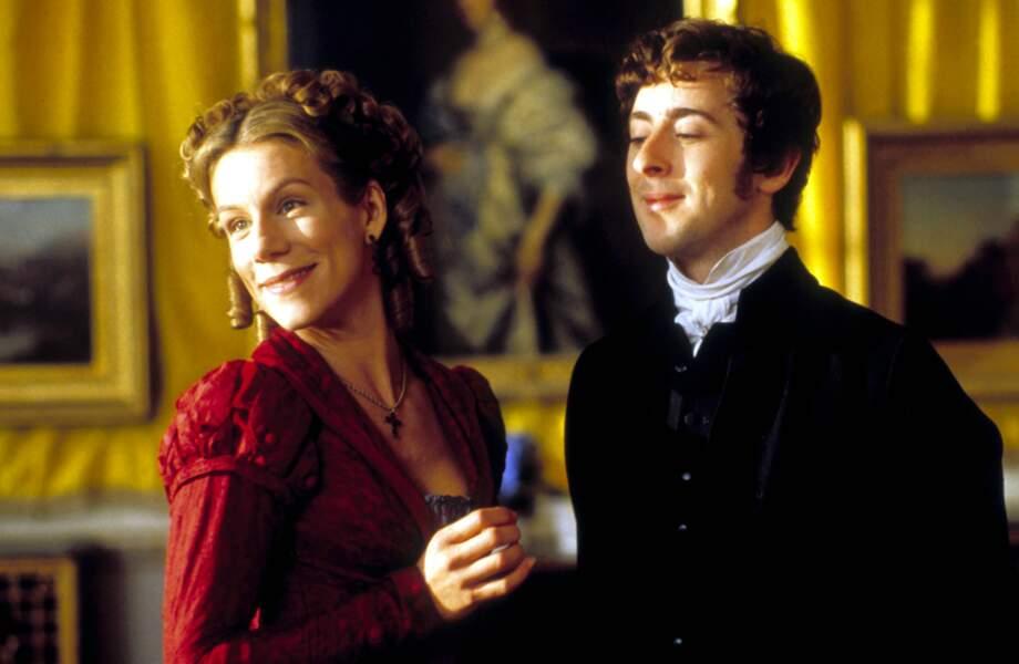 Ou encore dans Emma, avec Juliet Stevenson