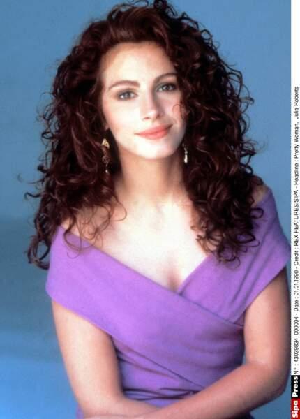 Mais c'est en 1990 qu'elle explose grâce à Pretty Woman