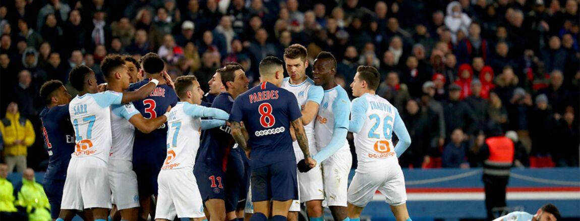 Calendrier Des Matchs De Lom.Programme Tv Ligue 1 Psg Om Nantes Monaco Ol Metz