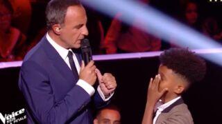 The Voice Kids : l'hommage poignant de Nikos Aliagas à Grégory Lemarchal