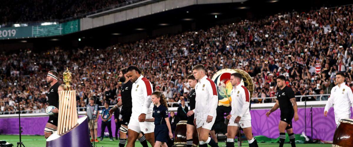 Coupe du monde de rugby 2019 : sur quelle chaîne et à quelle heure suivre la finale Angleterre/Afrique du Sud