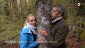 Les Pouvoirs extraordinaires du corps humain (France 2) : Michel Cymes et Adriana Karembeu enlacent des arbres... pour se détendre (VIDEO)