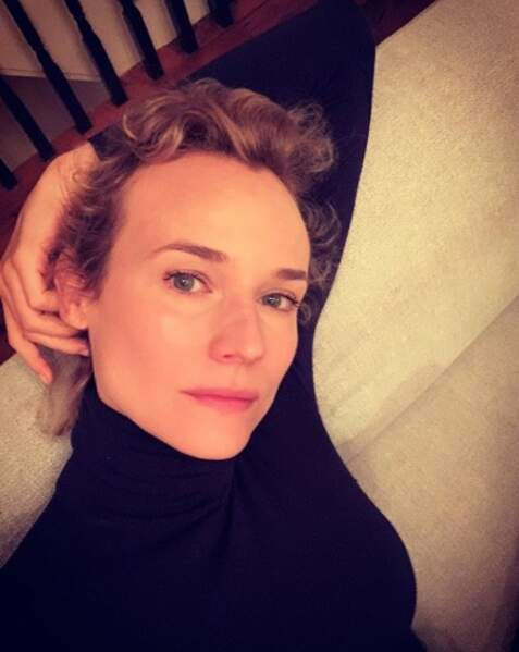 Et que vous êtes aussi bien installés que Diane Kruger car c'est le début de ce diaporama spécial Instagram !