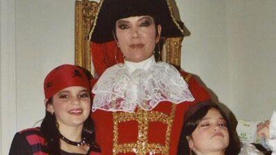 Quand Kendall et Kylie Jenner fêtaient Halloween avec leur maman (PHOTOS)