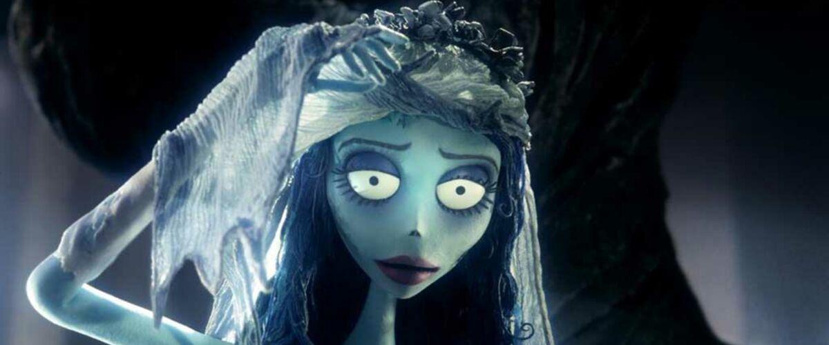 Les noces funèbres (TF1 Séries Films) : dix films incontournables de Tim Burton