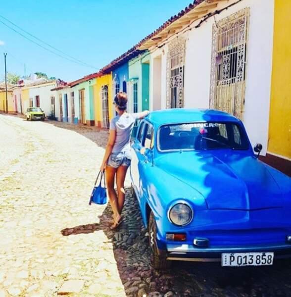 Comme ici à Trinidad, sur l'île de Cuba
