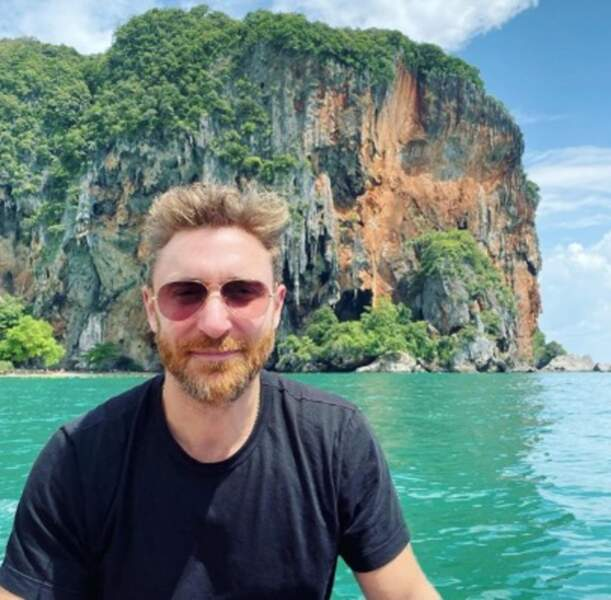 En vrac : David Guetta était en Thaïlande.
