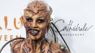 Halloween : Heidi Klum méconnaissable, Sylvie Tellier et sa famille en mode Joker… Les costumes fous des stars (PHOTOS)