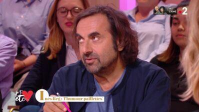 """André Manoukian agacé par Liane Foly : """"Ça m'horripilait de l'entendre imiter Muriel Robin"""" (VIDEO)"""