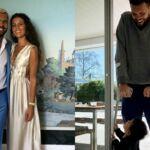 Jo-Wilfried Tsonga : papa poule craquant et mari séduisant (PHOTOS)
