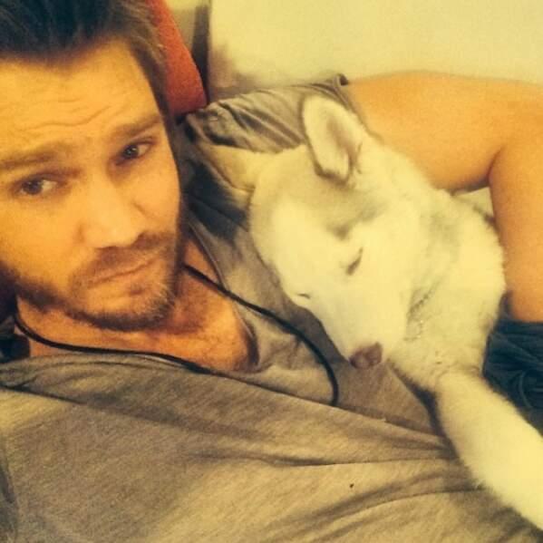 L'ancienne star des Frères Scott adore les animaux
