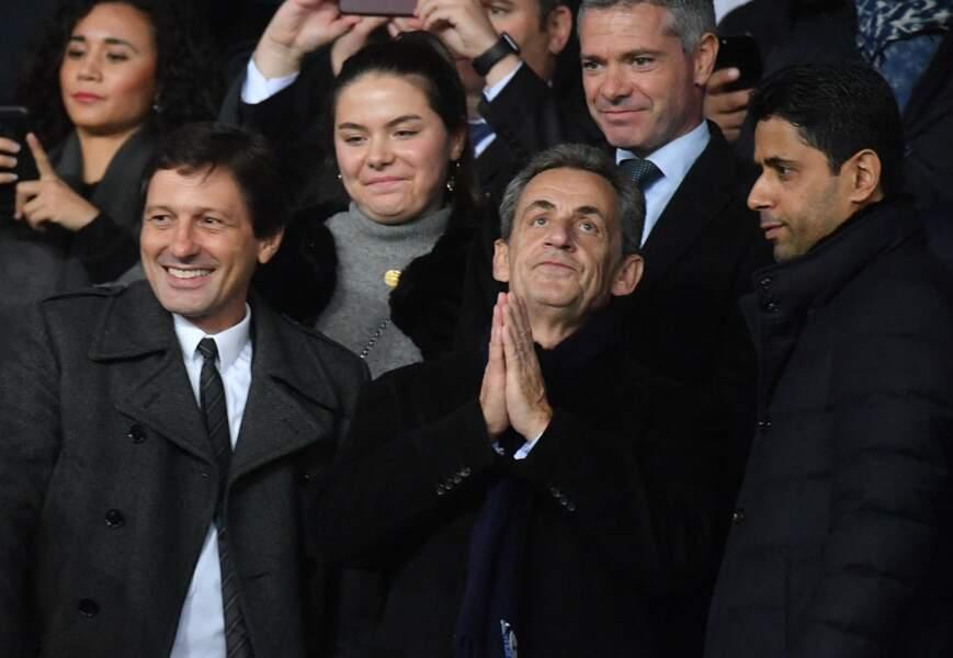 A commencer par Nicolas Sarkozy