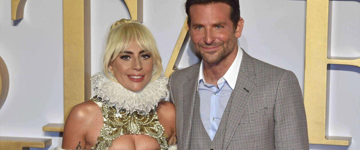 """Lady Gaga : son histoire d'amour avec Bradley Cooper était """"orchestrée"""""""