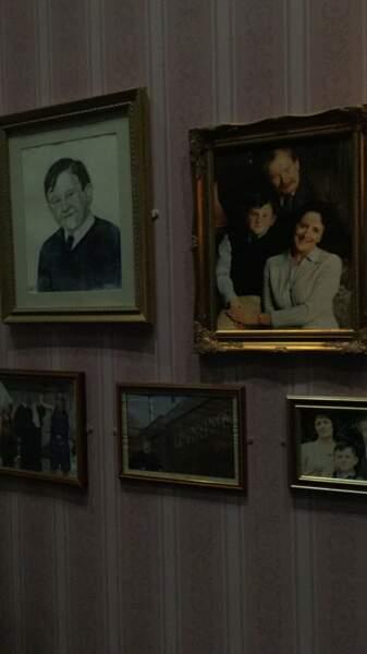 Portraits de la famille Dursley