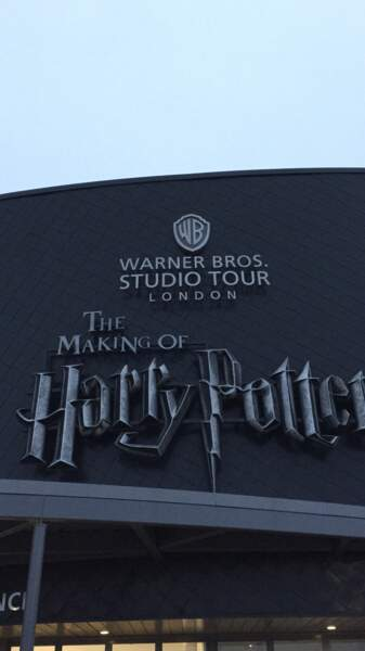 Le sorcier le plus connu du Monde est aux studios Harry Potter de Londres !