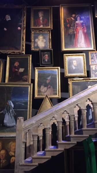 Prenons le grand escalier