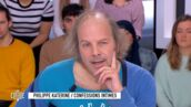 """Clique. Philippe Katerine témoigne de la lourde opération chirurgicale qu'il a subie à l'âge de 8 ans : """"J'avais un trou dans le coeur"""" (VIDEO)"""