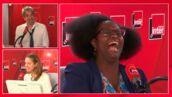 Sibeth N'Diaye morte de rire devant la chronique de Charline Vanhoenacker et Guillaume Meurice sur France Inter (VIDEO)