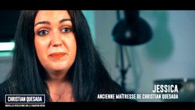 Affaire Christian Quesada : son ex-maîtresse Jessica fait de troublantes confidences dans un nouveau documentaire sur C8 (VIDEO)
