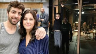 La fille de Stephen Amell dans Arrow, Agustin Galiana accueille une nouvelle dans Clem… Les tournages séries de la semaine (PHOTOS)