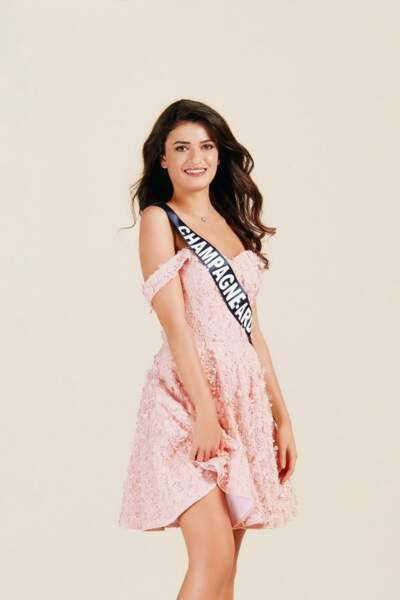 Miss Champagne-Ardenne : Lucile Moine