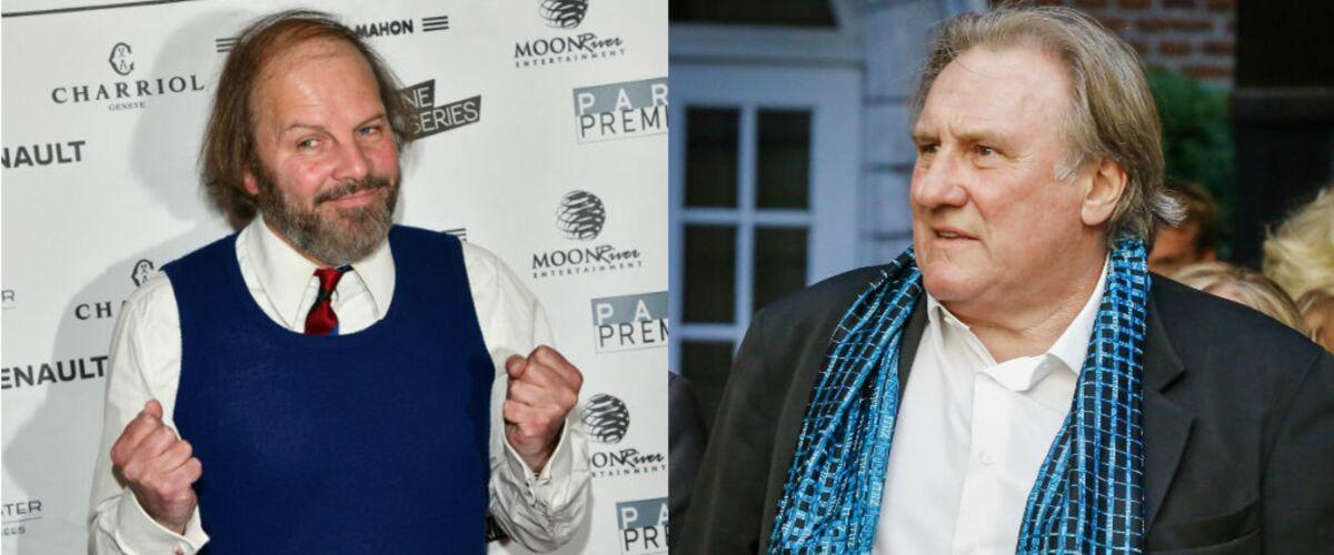 """Philippe Katerine se confie sur Gérard Depardieu, son beau-père : """"C'est un pépé réussi"""""""