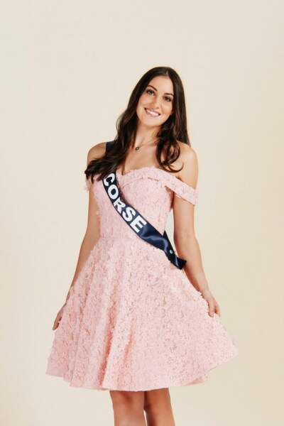 Miss Corse : Alixia Caura