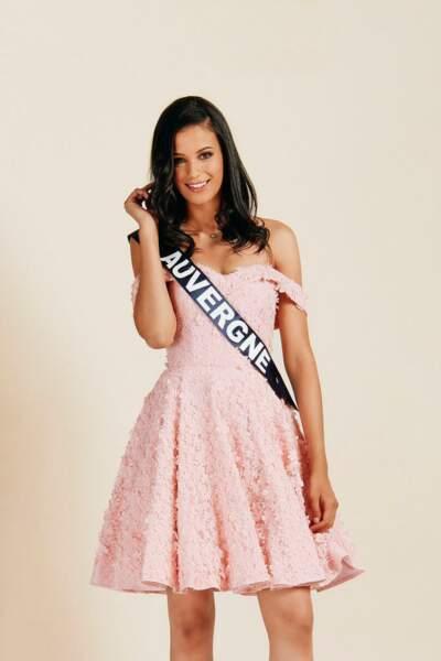Miss Auvergne : Meissa Ameur