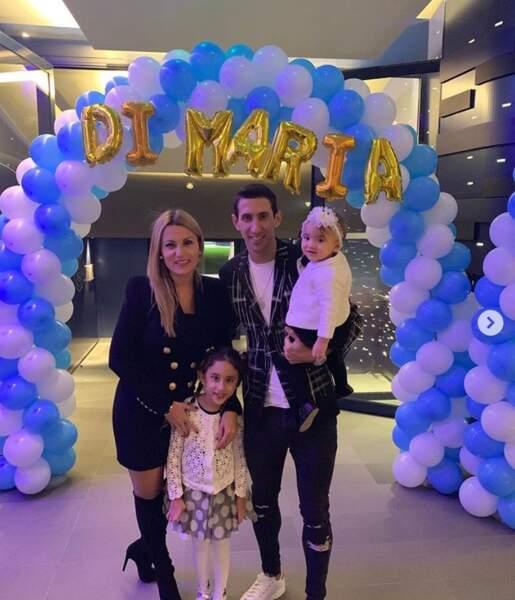 Le 14 février 2019 : un anniversaire aux couleurs de l'Argentine pour le joueur de 31 ans !