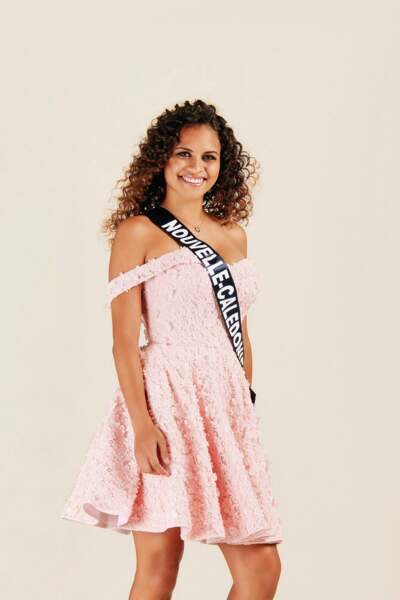 Miss Nouvelle-Calédonie : : Anaïs Toven