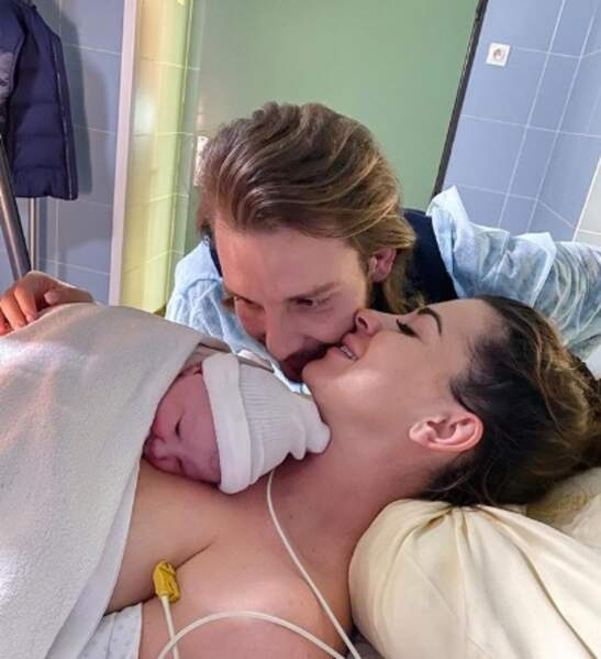 Toutes nos félicitations à Martika, maman d'une petite Mia née le 14 novembre !