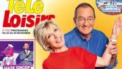 A la Une de Télé-Loisirs : Evelyne Dhéliat et Jean-Pierre Pernaut se confient comme jamais !