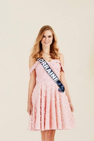 Miss Lorraine : Ilona Robelin